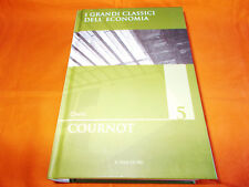 cournot opere il sole24 ore i classici dell'economia 2010