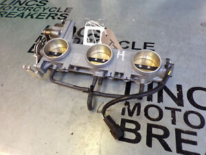 Triumph Tiger sport 1050 Throttle bodies Speed Triple TT18