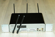 CISCO1941W-N/K9 Router Latest IOS SPA.155-3.M3 w/ Antennas EHWIC-4G-LTE-AU