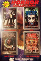 Horror Collection 4 DVD Set !! Brand New