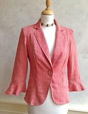 Per Una Linen Patternless Blazer Coats & Jackets for Women