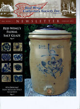 Red Wing Collectors Society Newsletter june 2012 14 Pages