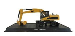 Wheel Excavator - 1:64 Construction Machine Model (Amercom MB-8)