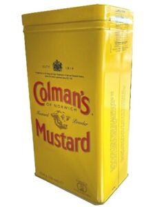 🔥 Colman's Dry Mustard Powder, 16 Ounce 🔥