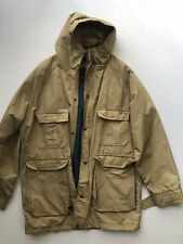 Mens LL BEAN Hunting Style Jacket Size Medium