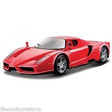 Bburago FERRARI ENZO RED 1/24 Diecast cars NEW IN BOX 18-26006RD