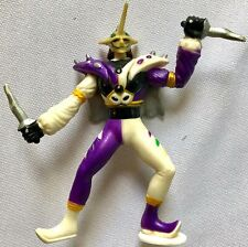 POWER RANGERS MYSTIC FORCE JINDRAX FIGURE (Adventure Set) Bandai 2006