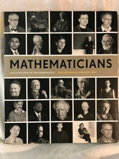 SIGNED Mariana Cook THE MATHEMATICIANS  1st in dj