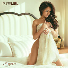 """Melanie Iglesias - PURE MEL 19""""x27"""" Sheer Sheet in Bed Limited Ed. Wall Poster"""