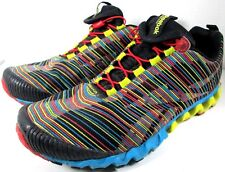 Reebok ZigTech Zigmaze II Multi-Color Mens 9.5 Cross Trainer Sneakers