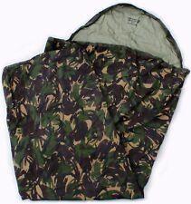 British Army Camo Goretex Sleeping Bag Cover / Bivvy Bag / One Man Shelter