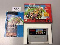 Super Nintendo (snes) Super Mario Kart