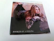 "VONDA SHEPARD ""HOOKED ON A FEELING"" CD SINGLE 2 TRACKS"