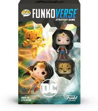 Funko Pop! Funkoverse: Dc 102- Wonder Woman Expandalone [New Toy] Viny