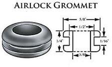 """50 Grommets 1/2""""x3/8"""" for Airlock on Homebrew Wine Beer Making Kit Fermenter Lid"""