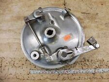 1969 Honda CB350 CL350 H1409-6' front wheel hub drum brake plate