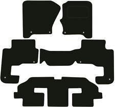 Land Rover Discovery 3 7 plazas de lujo calidad adaptados Esteras 2004 2005 2006 2007 2
