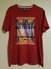 Quicksilver Graphic T-shirt Men's XL