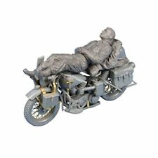Motos miniatures en plastique 1:35