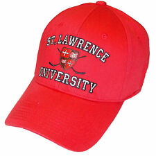 St. Lawrence Saints Hockey Top of the World Red High Stick Stretch Fit Cap