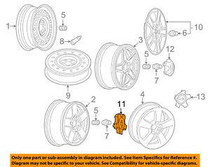 Chevrolet GM OEM 05-09 Equinox Wheels-Center Cap 9595557