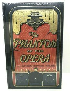 The Phantom of the Opera By Lexus Poe Lovecraft~Leather Bound~New and Sealed !