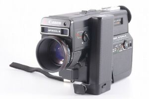 """""""AS IS"""" Canon AF 514XL-S 8 Sound Film Movie Camera From Japan Macro Lens #5782"""