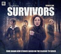 Survivors: Series 6 | 4 CD | New - Neu