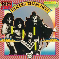 Hotter Than Hell - Kiss (2014, Vinyl NIEUW)