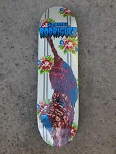 Old School 101 Gabriel Rodriguez Drill Kill 90's Re-Issue Skateboard Deck