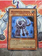 Carte YU GI OH MAMMOUTH ZOMBIE CSOC-FR030 x 3