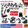 Gopro Camera Accessories Kit FOR Hero 4/3+/3/2/1 SJ4000/5000/6000 Action Sport