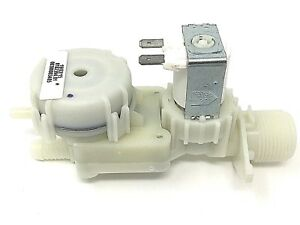 GENUINE HOTPOINT / BOSCH DISHWASHER SOLENOID VALVE SPARE / PART