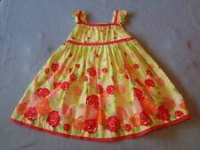 Pumpkin Patch Gorgeous Girls Special Occasion Dress, Size 24 Months