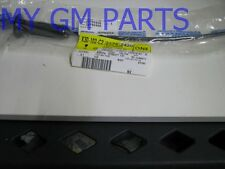 HUMMER H3 PARKING BRAKE RELEASE HANDLE CABLE  2006-2010 NEW OEM  25792420