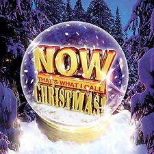 NEW Now That's What I Call Christmas! (Audio CD)
