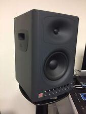 JBL LSR4326P Studio Monitors w/ Remote Control + Room Calibration Mic, Software