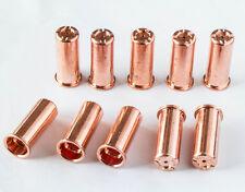 10pcs long Tip 50Amp CEBORA CP-70 Plasma cutter 13959(C)