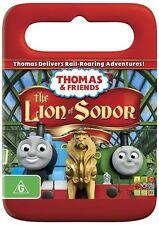Thomas & Friends Lion of Sodor DVD | Region 4 | NEW & SEALED