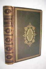 Ornate Leather Beauty! MARMION A Tale of Flodden Field *Sir Walter Scott *Poetry