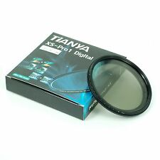 XS-Pro 1 TianYa 77mm Fader ND Filter ( adjustable ND2 ND4 ND8 to ND400 ) 77-86mm