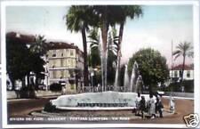 1967 SANREMO Fontana Luminosa Riviera dei Fiori