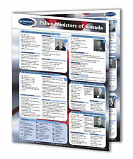 Prime Ministers of Canada - Political Science Quick Reference Guide