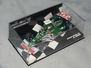 Minichamps F1 1:43 M Webber Jaguar R5 2004