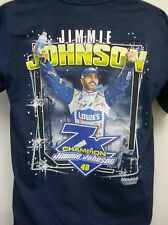 Jimmie Johnson 7 Time Nascar Champion T-Shirt From CFS - Men's 3XL Free Ship