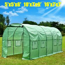 Large Walk-In Greenhouse Gardening Green Hot Planting House Waterproof Frame Us