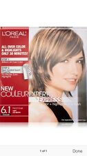 L'OREAL - Couleur Experte Light Ash Brown/French Eclair 6.1 (pack of 6)