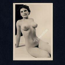 #361 RÖSSLER AKTFOTO / NUDE WOMAN STUDY * Vintage 1950s Studio Photo - no PC !