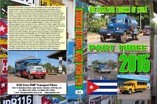3011. Cuba. Trucks. Dec 2014. Part 3. Filmed end of Dec 2014 and early Jan 2015