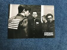 Angels & Airwaves/Boys Like Girls Double Sided Poster - Kerrang!